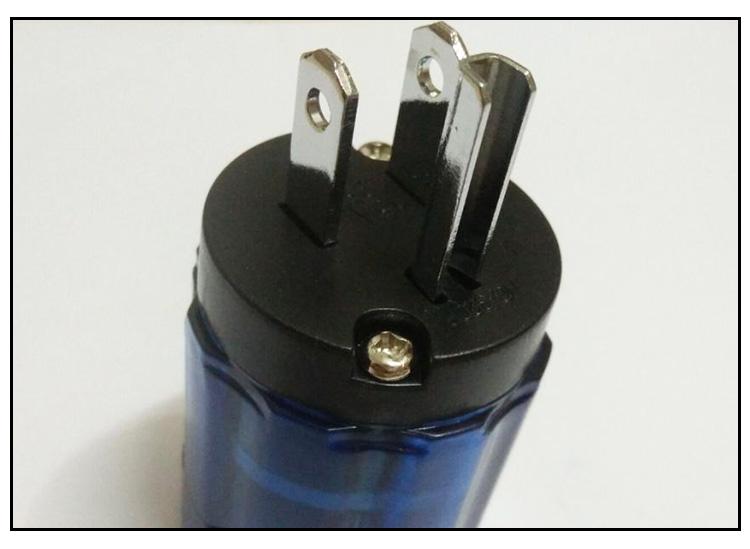 供应p-037c-037美标蓝色镀铑价格/供应商价格/批发商/批发价/欧亚德大气电源插头哪家好