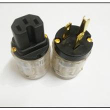 供应P-320 c-3 欧亚德美标透明镀金价格/供应商批发商报价//采购价格/大气电源插头哪家好