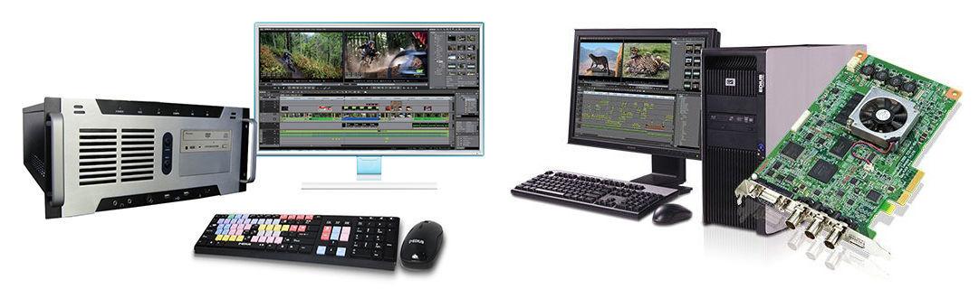 天创华视TC-STUDIO300高清非编系统 EDIUS9非编系统