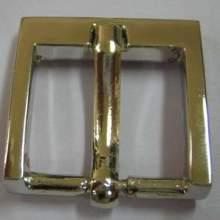 专业供应箱包配件 32mm合金插扣金属扣五金配件绳扣
