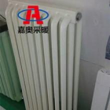 钢制弧形暖气片QFGGZ4蒸汽弧管散热器价格/厂家-嘉奥采暖批发