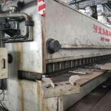 剪板机QC12Y-16*8500河北11年