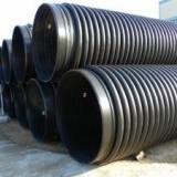 厂家直销HDPE双壁波纹管 HDPE排污管 HDPE排水管
