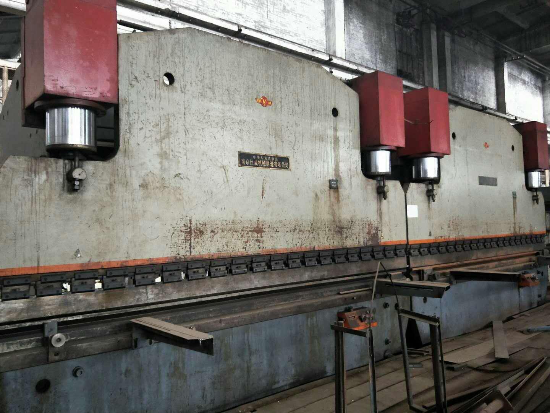 二手折弯机W67Y800*8500南京11年