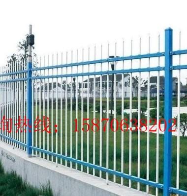 小区围墙安全护栏图片/小区围墙安全护栏样板图 (2)