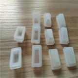 硅胶小配件定做 硅胶杂件 硅胶门玲开关帽 硅胶盖套开模生产