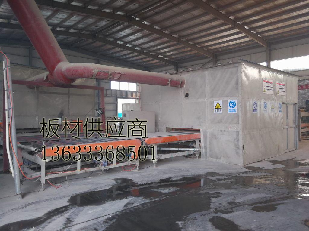 耐火4小时纤维增强硅酸盐防火板(12mm大丹板)
