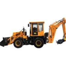 弯臂式挖掘装载机|隆怡德多功能挖掘装载机|高性能挖掘装载机