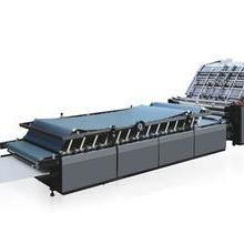 全自动瓦楞纸板裱纸机 全自动裱纸机 贴面机 纸箱机械图片
