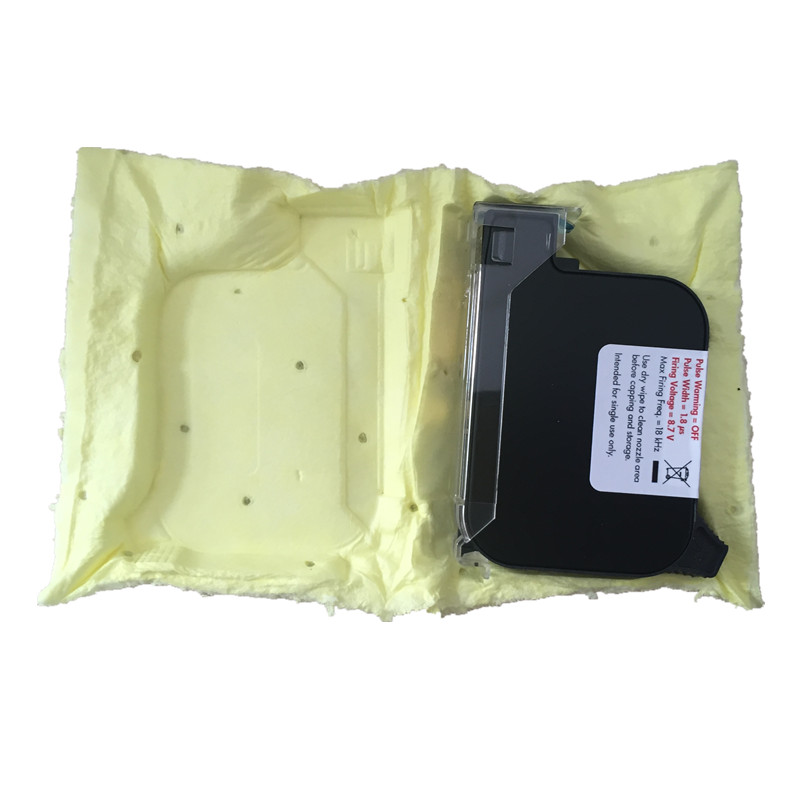 HP/惠普喷码机溶剂型快干HP2580黑色墨盒B3F58B