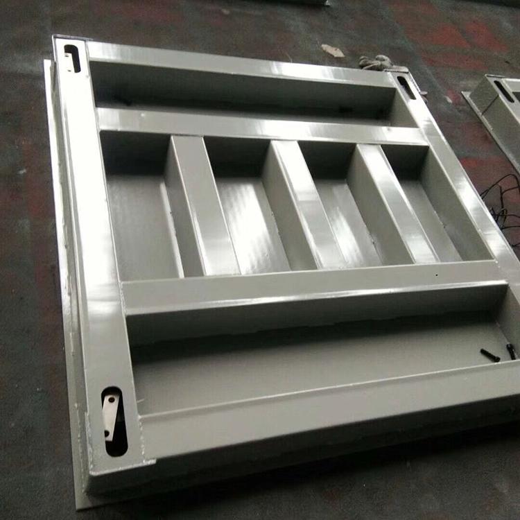 耀华小地磅1-3吨 1.2*1.2米4毫米工业称重地磅秤 电子平台秤磅称