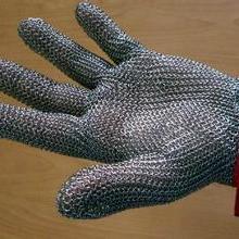 供应DA广州钢丝手套价格/深圳钢丝手套批发/信宜钢丝手套材料厂家直销/进口五指钢丝手套图片