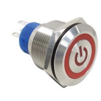 急停钮和指示灯等类型的金属按钮开关及金属指示灯