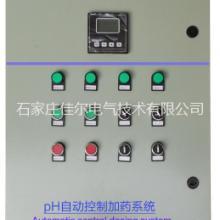 河北pH加药自动控制箱石家庄仪表控制系统 在线水处理批发