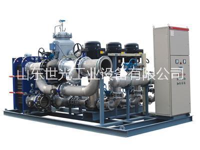 山东世光工业设备制造 智能板式换热机组 自动化 高效换热 板式换热机2