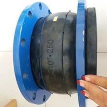 厂家直销可曲绕橡胶接头橡胶减震器补偿器法兰式橡胶接头批发