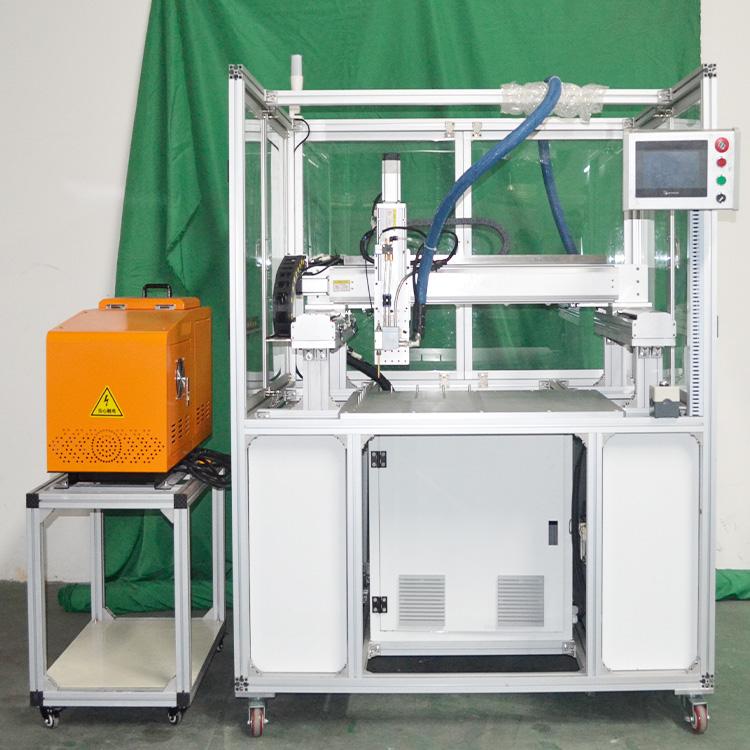 家用净化器过滤网自动化设备 过滤网三轴自动涂胶机 过滤网装滤芯设备 过滤网包边框机械