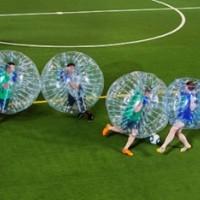 充气碰碰球游艺设施运动户外项目趣味运动会道具游戏玩具模型