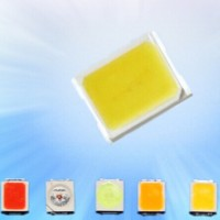 广东驯鹿供应用于面板灯的高光效2835冰蓝光贴片LED参数 深圳2835LED冰蓝色灯珠批发厂家