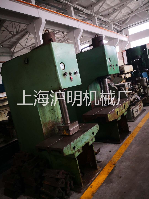 回收400千牛单柱校正压装液压机 大量收购 价优可议