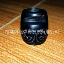 厂家直销供应牛角妇好扳指 牛角骨雕牙雕雕刻戒指弓、箭护指扳指
