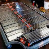 大难度大截面异形电源电机缸体铝外