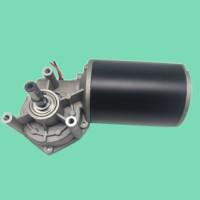厂家供应UF76R直流减速电机机械设备涡轮涡杆减速电机