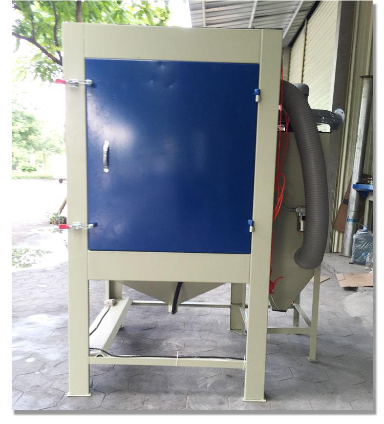 供应玻璃杯湿式喷砂机 深圳湿式手动喷砂机