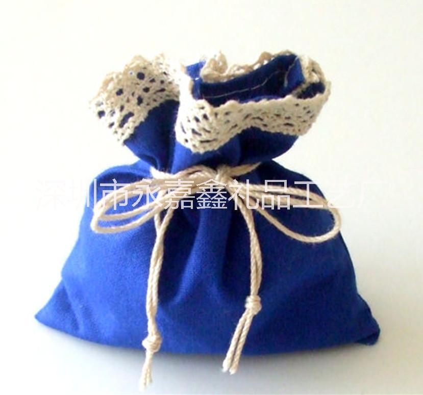 婚礼喜糖包装棉布袋 小棉布袋包装袋子 棉布袋小布袋抽绳袋收纳袋帆布束口袋喜糖化妆品整理袋布袋子包邮 喜糖棉布袋 小棉布袋