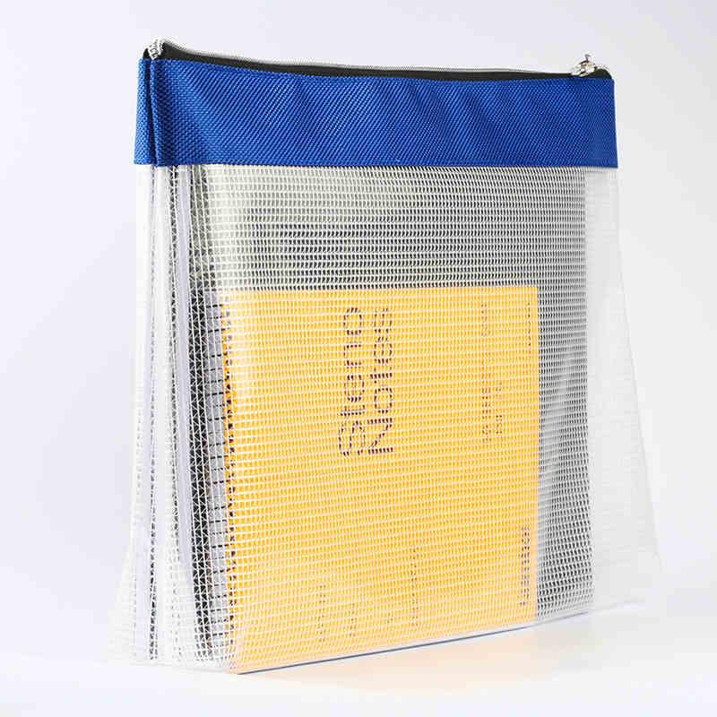 厂家广告笔袋定制 自定logo文具袋 企业定制文具盒 学生铅笔袋 防水PVC封口袋