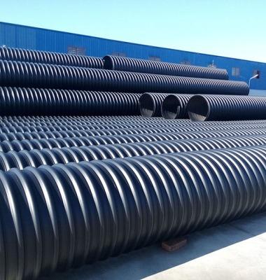 克拉管生产厂家 HDPE缠绕结构图片/克拉管生产厂家 HDPE缠绕结构样板图 (3)