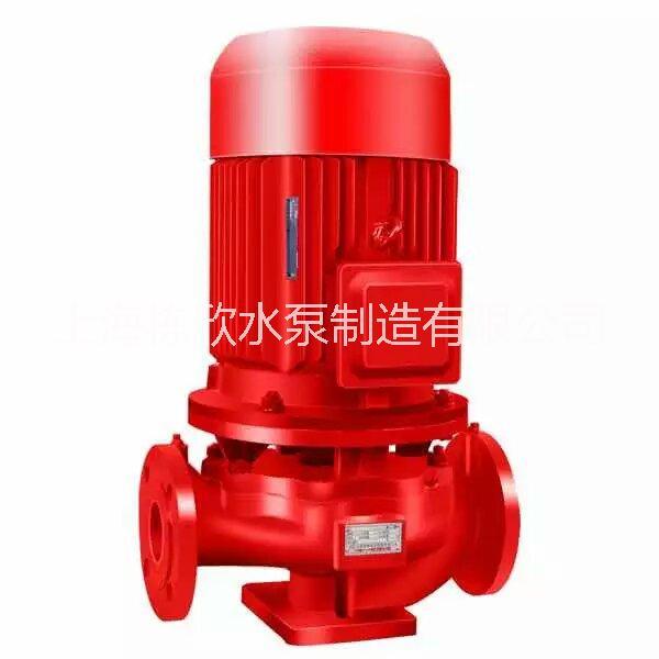XBD-ISG型立式单级消防泵 XBD-ISG型立式单级多级分段式消防泵