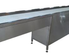 直线平皮带式餐具回收线品质保证批发