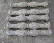 黄锈石欧式栏杆行情报价黄锈石欧式图片