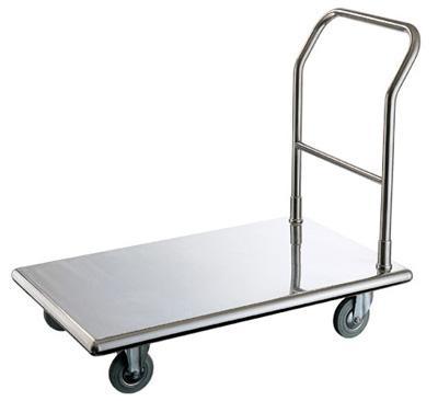 不锈钢推车万向轮工厂推车的安装方法和维修 实验室推车