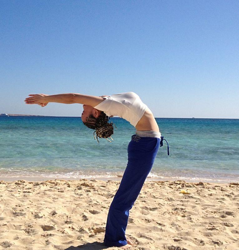 防城港瑜伽培训机构