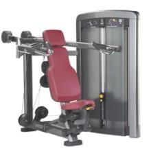 肩部推举训练器材 商用健身房室内肩部推举训练器室内大型健身器健身房器材批发