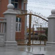 栏杆大理石图片