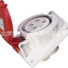 大量现货供应检修箱用插座 面板开孔固定式插座图片