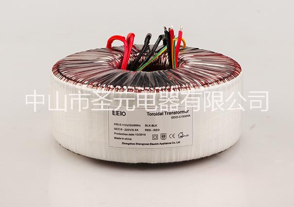 隔离变压器定制,广东中山圣元变压器让电源更安全 圣元隔离变压器