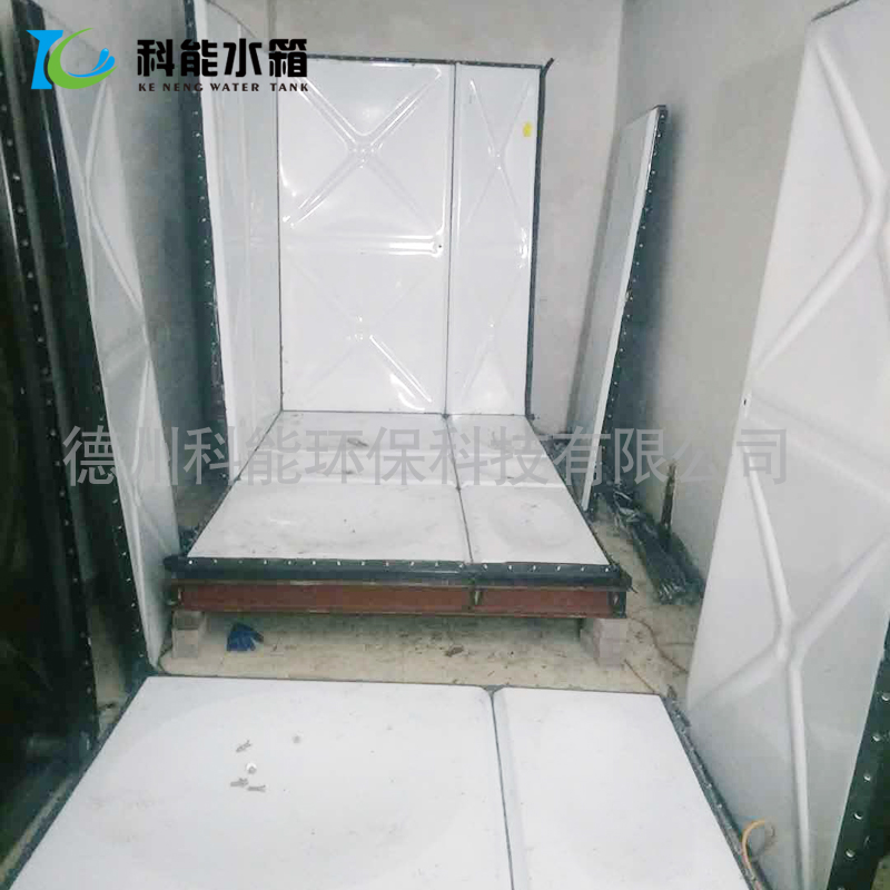 碳钢2米大板搪瓷钢板水箱 消防水箱 可定做搪瓷油箱