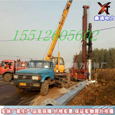 高压电线杆国家电网 电力杆10-110kv 电力钢管杆 输变电钢杆