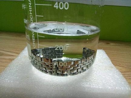 东莞凯盟不锈钢手表配件钝化液