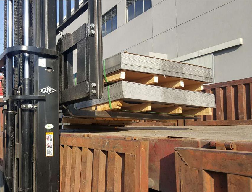 无锡直销不锈钢平板2205双相钢加工一条龙服务