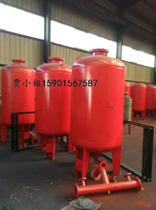 隔膜式气压罐、稳压罐、定压罐 隔膜式气压罐SQL800/0.6 隔膜式气压罐SQ1200/0.6