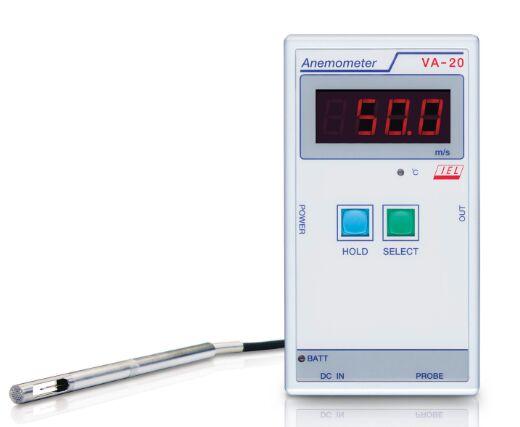 【新品上新】日本安仪IEL风速计、VA-20风量计、温度计、照度计