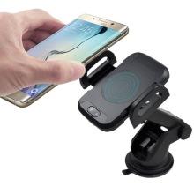 厂家批发供iphone8手机自动感应支架批发
