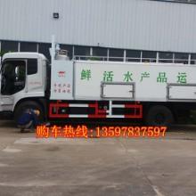 拉鱼车 冷藏拉鱼车厂家  供应力威运鱼车 鲜活水产品运输车价格批发