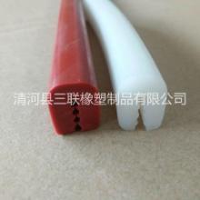 机电设备密封条电器设备包边护边条耐高温U型条硅胶卡条批发