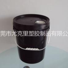 厂家直销18L空压机塑胶桶pp塑料包装容器润滑油桶可定制批发